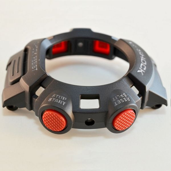 Bezel + Pulseira Casio G-shock Mudman G-9000-1v 100% ORIGINAL  - Alexandre Venturini