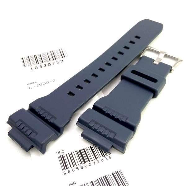 Bezel + Pulseira Casio G-shock Azul G-7900-2 GW7900 -  - E-Presentes