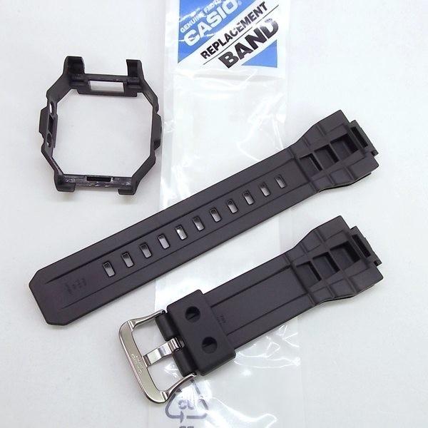 Bezel + Pulseira Casio G-Shock G-7800 / G-7800b - 100% Original  - E-Presentes