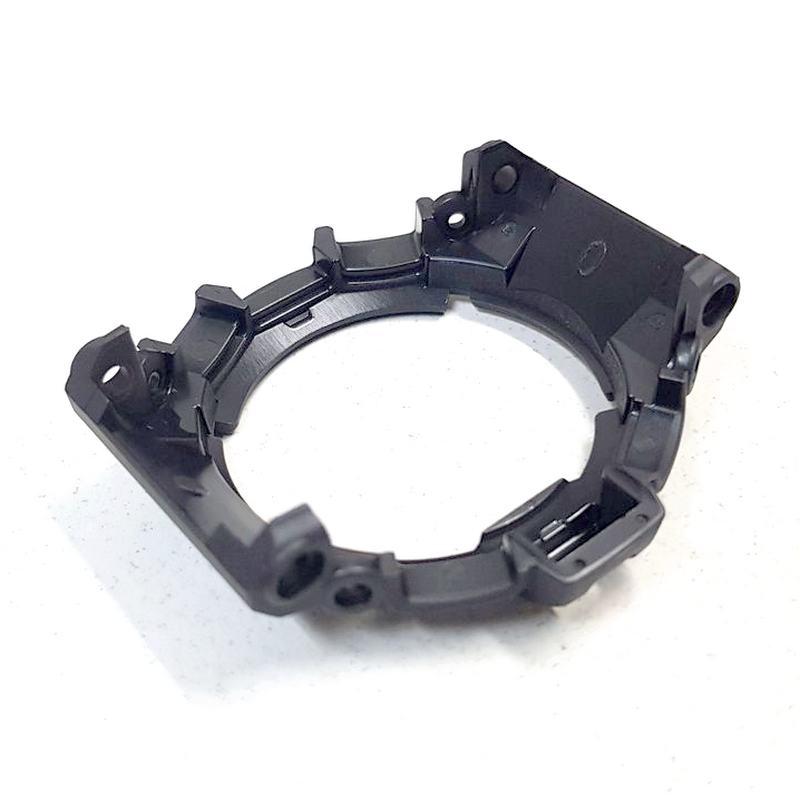Bezel + Pulseira G-shock Mudman G-9300-1 Resina Preta  - E-Presentes
