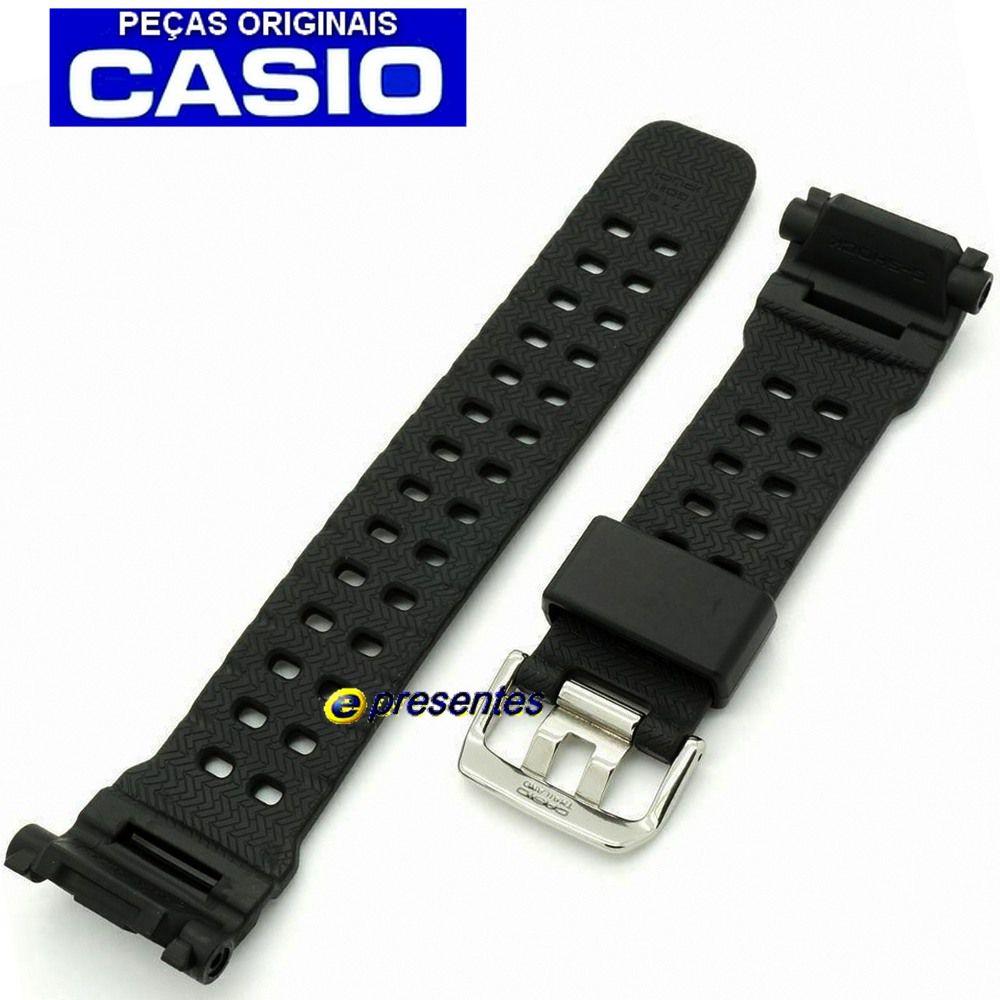 Bezel + Pulseira Gw-9000 Casio G-shock Mudman- 100% ORIGINAL  - E-Presentes