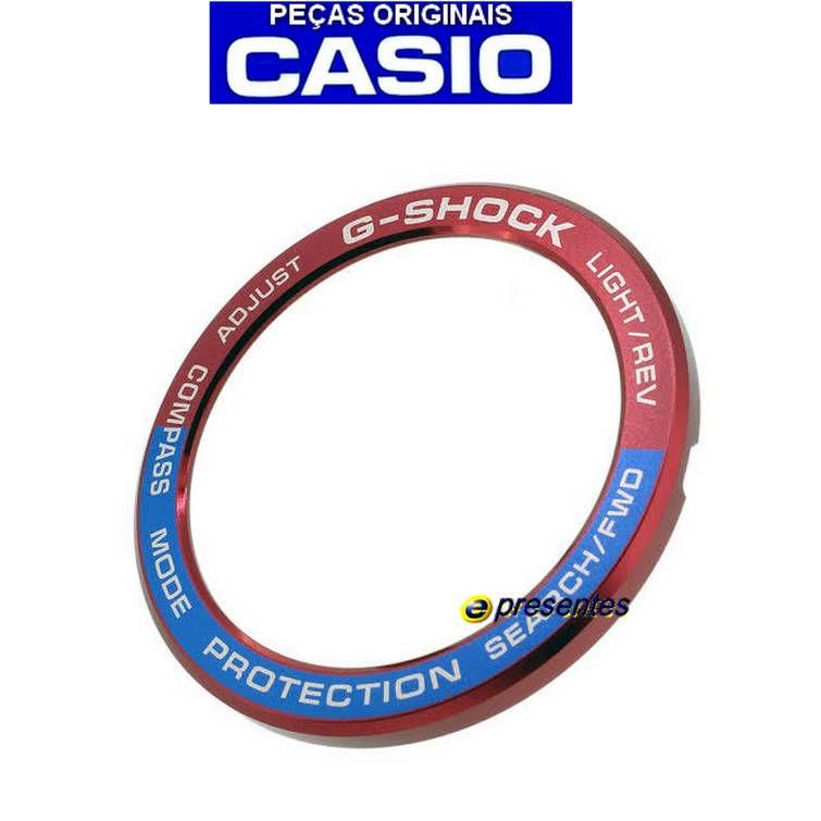 Bezel SS Inner / Aro Graduado Casio G-shock GN-1000-1A  - E-Presentes
