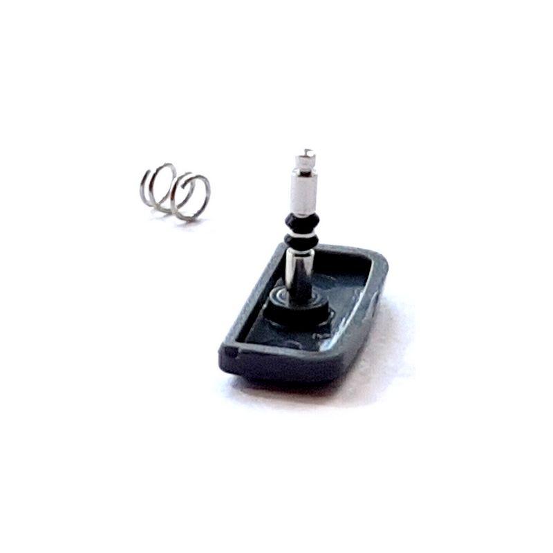Botão Frontal Relógio Casio G-shock DW-9052-1c  DW-9052-1b Grafite/Amarelo  - E-Presentes