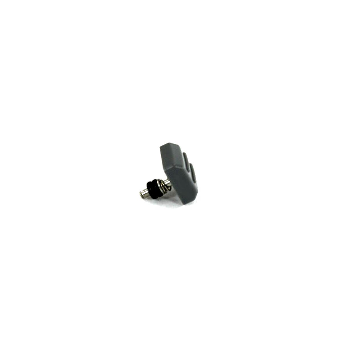 Botão Lateral  G-shock  G-7510-1VG-7500-1V Cinza Escuro      - E-Presentes