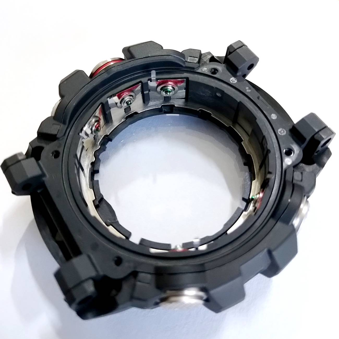 Caixa Case Frontal Casio G-shock GG-1000-1a COMPLETO  - E-Presentes