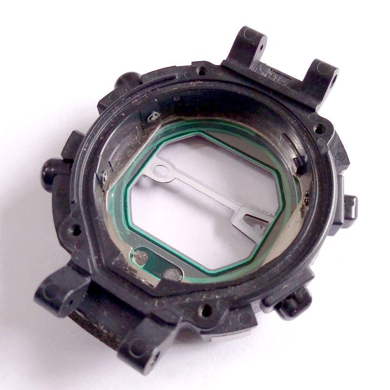 Caixa Case Frontal Casio G-shock Mudman G-9000 -100% Original  - E-Presentes