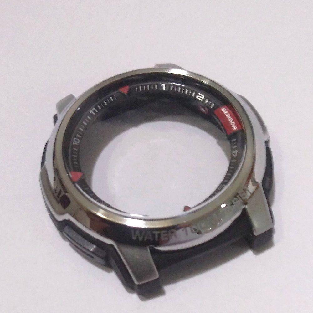 Caixa Case Frontal Relógio Casio AQF-100W-7BV - Peça Original  - E-Presentes