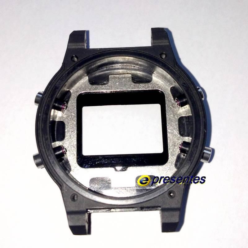 Caixa Case Frontal Relógio Casio DW-5600E - Peça Original  - E-Presentes