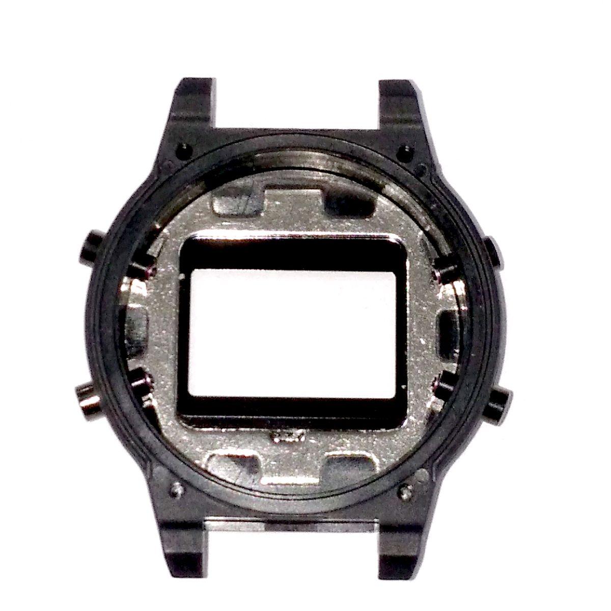 Caixa Case Frontal Relógio Casio DW-5600MS - Peça Original  - E-Presentes