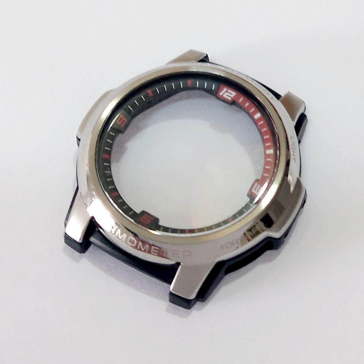 Caixa Completa Relógio Casio Aqf-102wd-1a - Peça Original  - E-Presentes