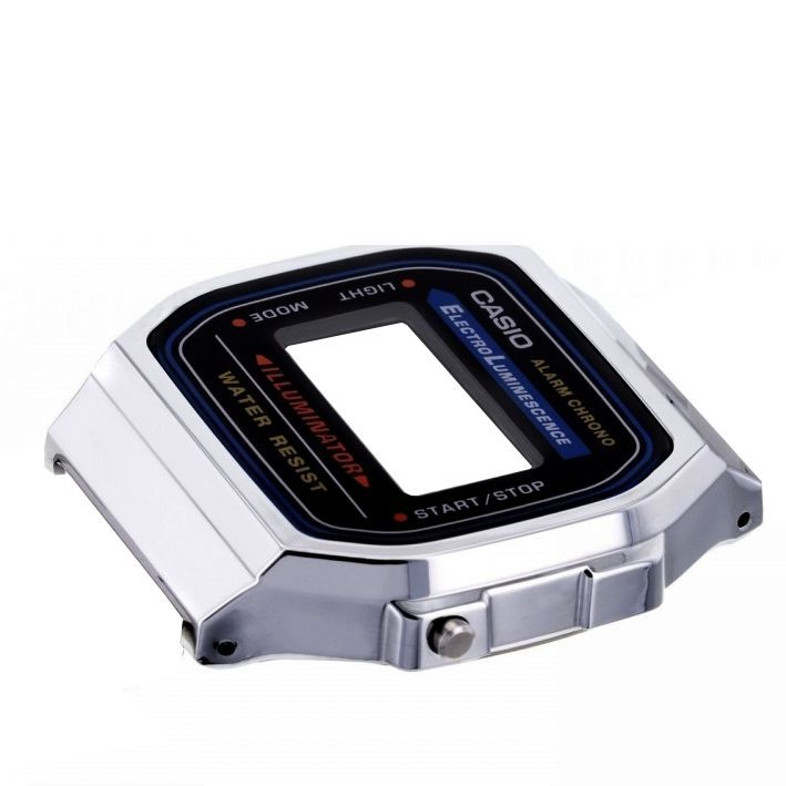 Case Frontal (caixa Relogio Casio A168wa  - E-Presentes