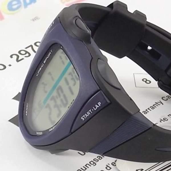 Chr-100-1vdr Relógio De Pulso Casio Phys C/ Monitor Cardíaco  - E-Presentes