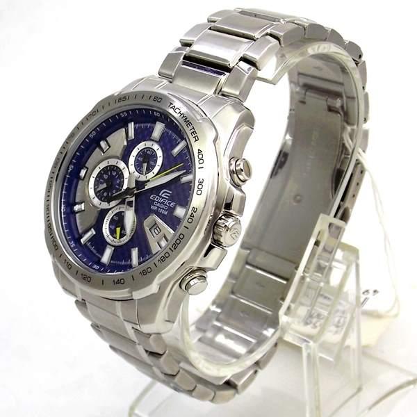 EF-563D-2AV Relógio Masculino Casio Edifice Tacômetro Cronógrafo  - E-Presentes