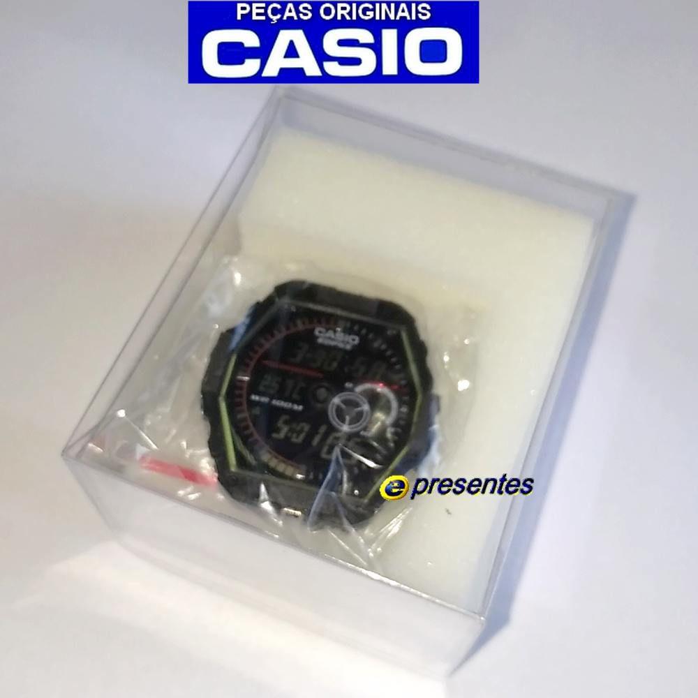 EFA-121D-1A Circuito Interno Casio Display Negativo Modulo 4738  - E-Presentes