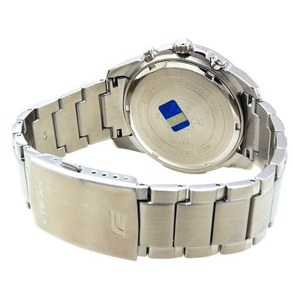 EFR-535D-1A4 Relogio Casio Edifice Cronografo Aço Vermelho/Preto  - E-Presentes