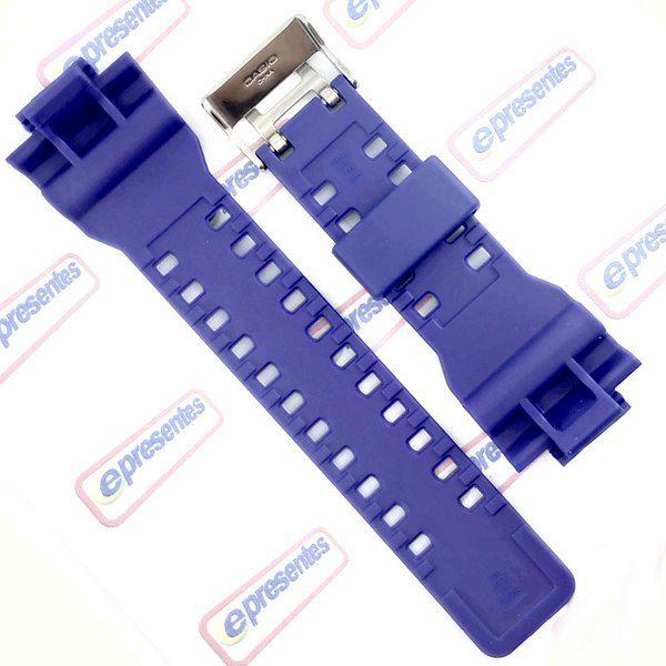 GD-120TS-2 Pulseira Azul Casio G-Shock * 100% Original  - E-Presentes