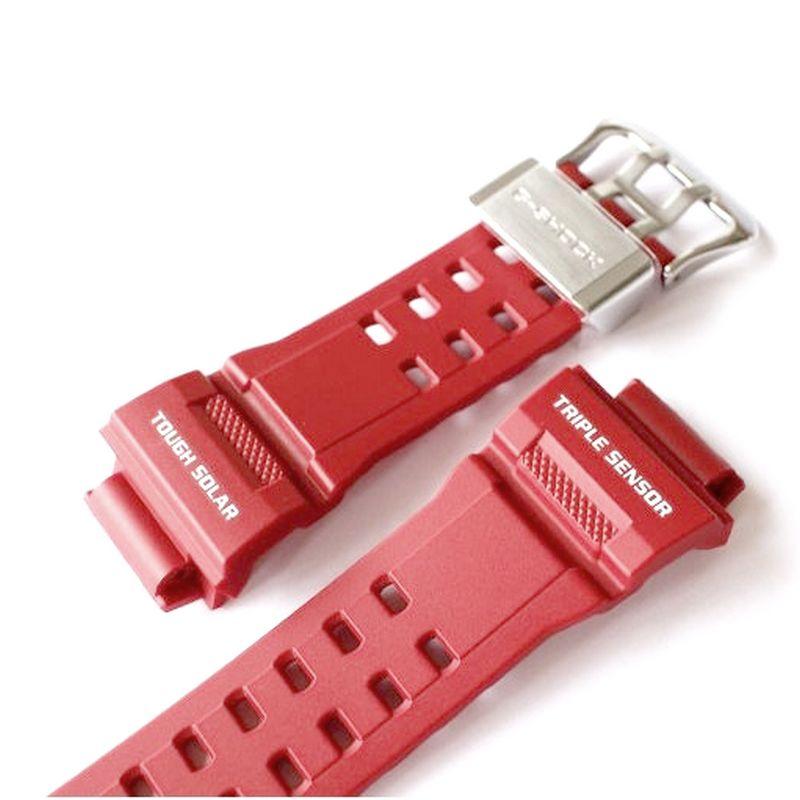 GW-9400RD-4 Pulseira Vermelha Casio G-Shock Rangeman *  - E-Presentes