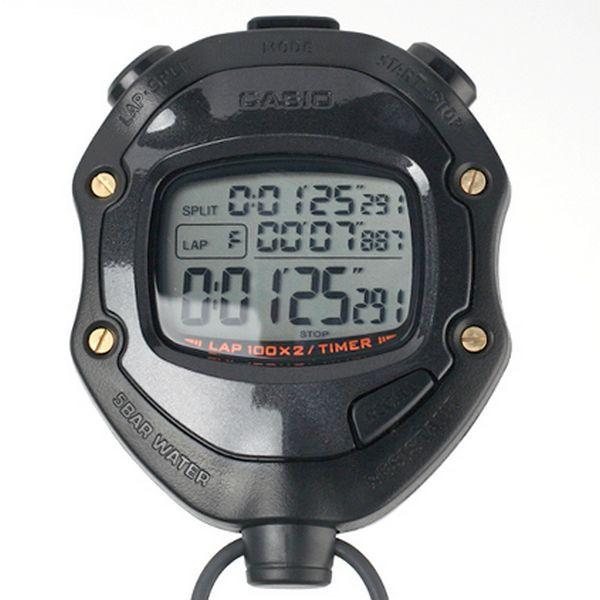 HS-80TW Cronômetro Digital Profissional CASIO, Prova dágua  - Alexandre Venturini
