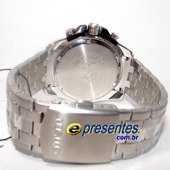 JQ4050-53E Relógio Masculino Citizen Double Face ANA DIGI  - E-Presentes