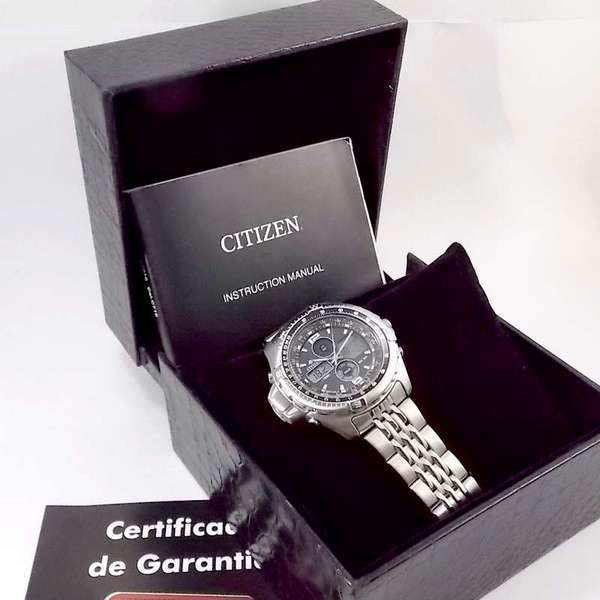 JS1041-59E Relógio Masculino Citizen Wingman Combo TZ10093T  - Alexandre Venturini