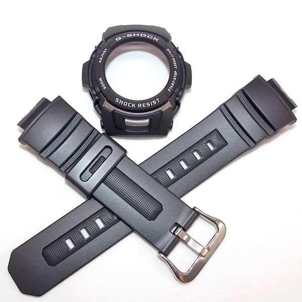 Kit 100% Original  G-7700 / G-7710  Pulseira + bezel  Casio G-shock   - E-Presentes