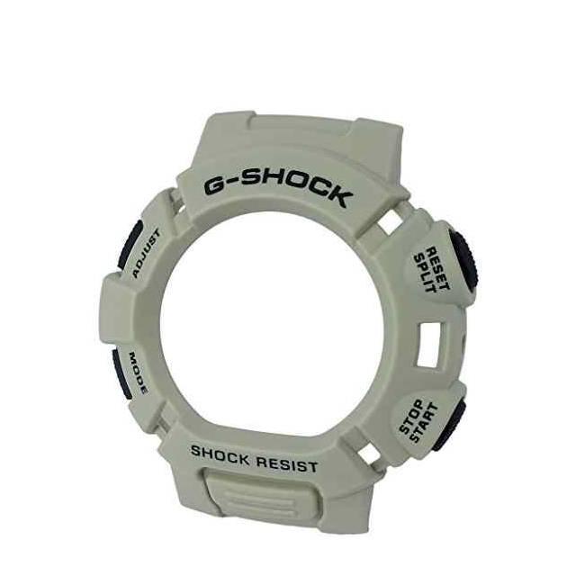 Kit Bezel +Pulseira Casio G-shock Mudman G-9000-8v Cinza 100% Original  - E-Presentes