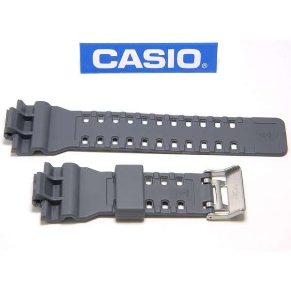 Kit Pulseira + Bezel Capa Casio G-shock GA-110TS-8A2 Cinza   - E-Presentes