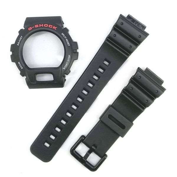 Kit Pulseira + Bezel DW-6900 100% Original Casio G-Shock - E-Presentes