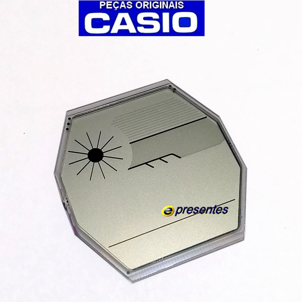 LCD Relogio Casio G-shock GW-9400j-1 / GW-9400-1 Peça Original Nova  - E-Presentes