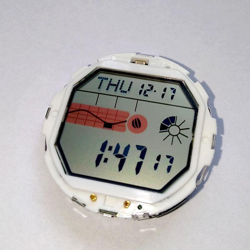 Modulo  Casio G-shock G-9100-1 Gulfman *  - E-Presentes