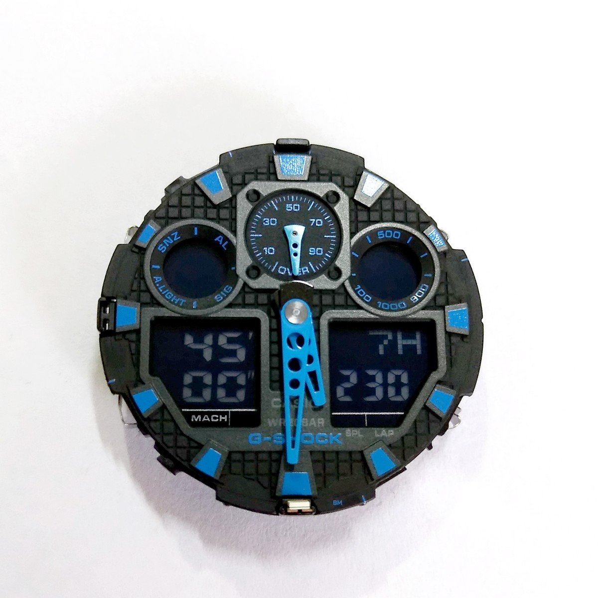 Módulo Circuito Interno Casio G-shock  GA-100-1A2, GA-100L-2A, GA-100CB-1a  - E-Presentes