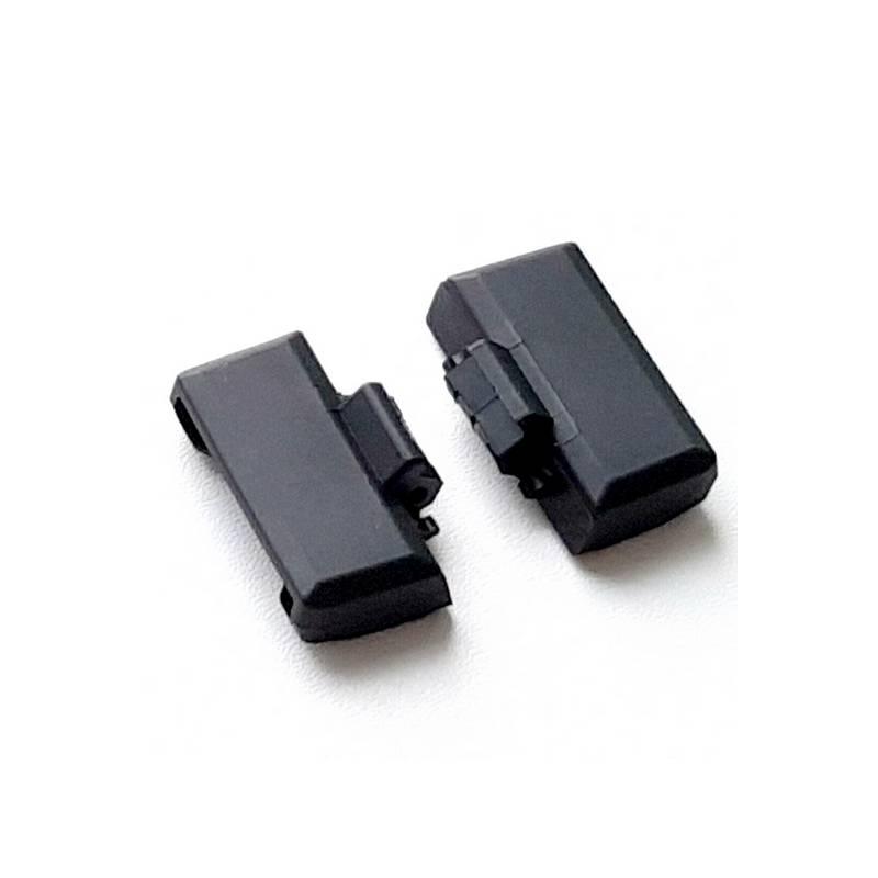 Par de Terminais ( COVER/END PIECE) Casio G-shock GA-100BBN-1AGA-200SPR-1AGLS-100-1GDF-100BTN-1  - E-Presentes
