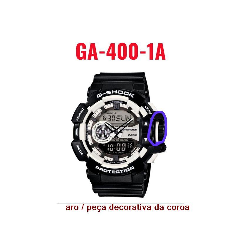 Peça Decorativa da Coroa (lado direito) GA-400-1a  - E-Presentes