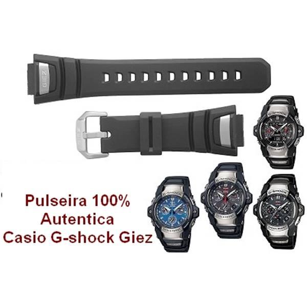 Pulseira 100% Original Casio G-shock Giez Gs-300 Gs-1000 Gs-1001 Gs-1010 GS-1050 Gs-1100  GS-1150 GS-1400 (10332054)  - E-Presentes