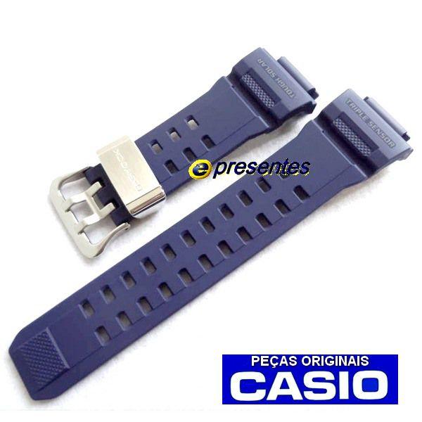 Pulseira Azul Casio G-Shock Rangeman GW-9400NV-2   - E-Presentes
