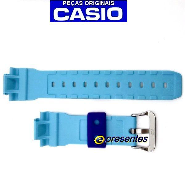 Pulseira  Azul G-shock DW-6900CB-2 - Peça Original  - E-Presentes