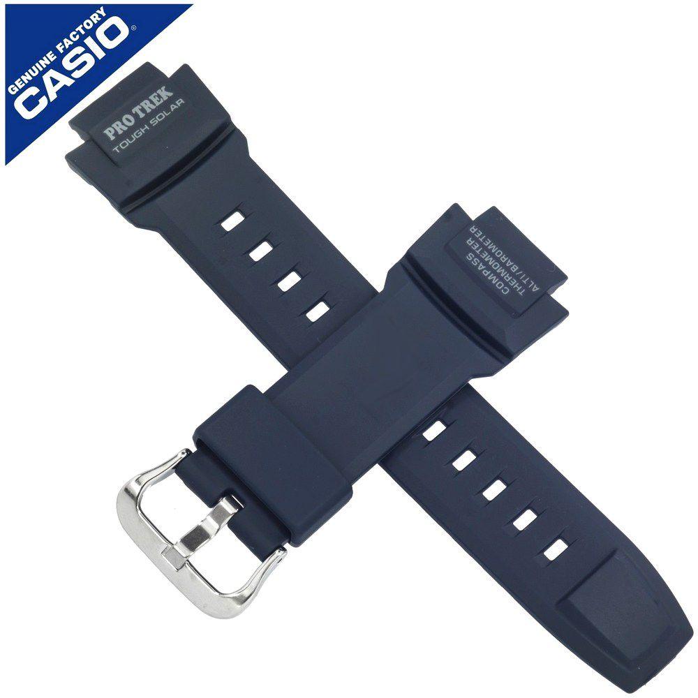Pulseira Relógio Casio Protrek Azul PRG-270-2 Peça 100% Original *  - E-Presentes