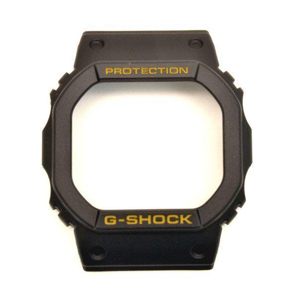 Pulseira + Bezel 100% original DW-5600eg Casio G-shock serie ouro  - E-Presentes