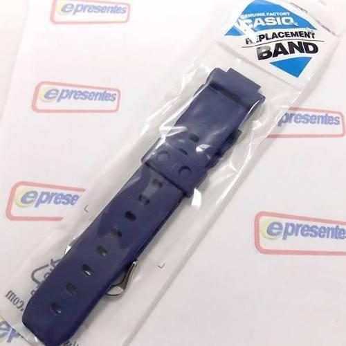 Pulseira + Bezel + Anel vedação + Bateria DW-9052 Azul Casio G-Shock  - E-Presentes