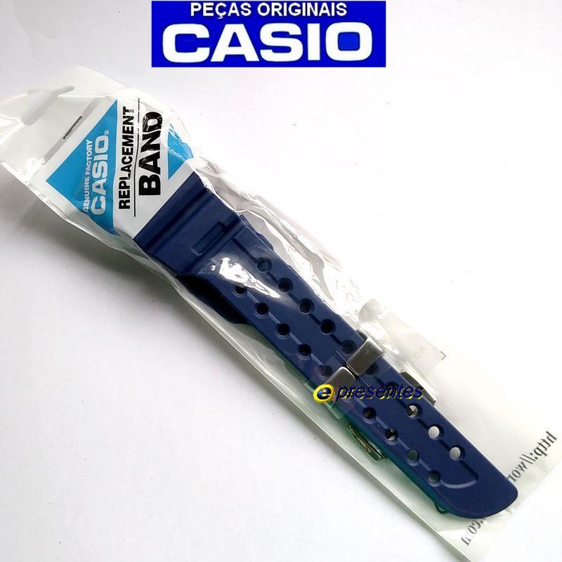 Pulseira + Bezel Azul GF-1000nv-2 / gwf-1000nv-2 Azul Escuro  - E-Presentes
