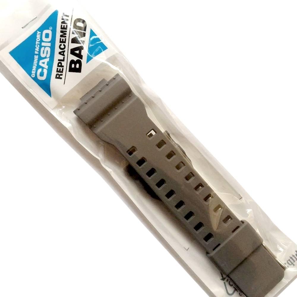 Pulseira + Bezel Capa Casio G-shock Ga-110TS-1a4 Cinza   - E-Presentes