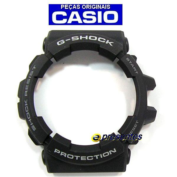 """Pulseira + bezel Capa Casio G-shock Gac-100-1a """"Original""""  - E-Presentes"""