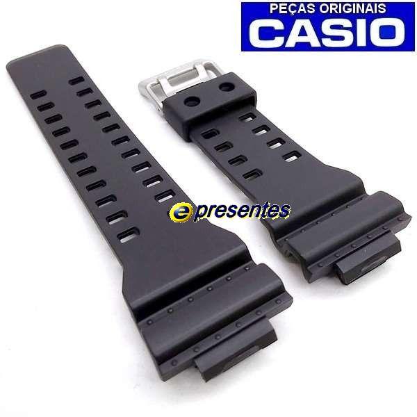 Pulseira + bezel Capa Casio G-shock Gac-100-1a   - E-Presentes