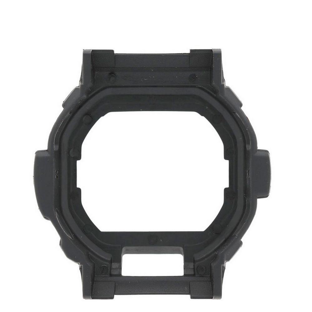 Pulseira + Bezel Capa Casio G-shock GD-350-1 Preto Fosco  - E-Presentes