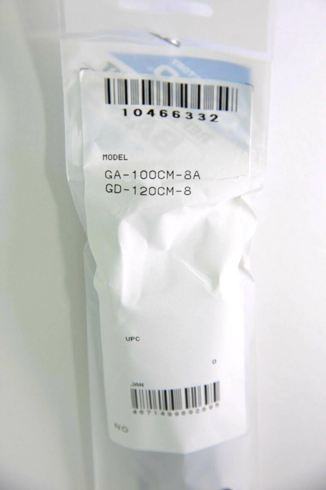 Pulseira + Bezel (capa) GA-100cm-8 / GD-120CM-8 Casio G-Shock Camuflado Cinza  - E-Presentes