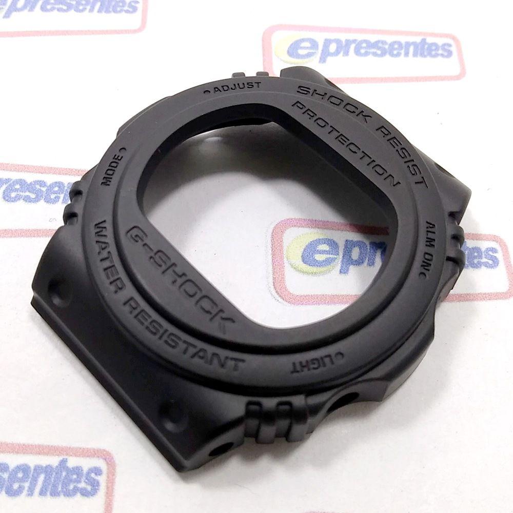 Pulseira + Bezel Casio  G-Shock DW-5700BBMB-1 DW-5700BBMA-1 DW-5750E-1B * 100% Original  - E-Presentes
