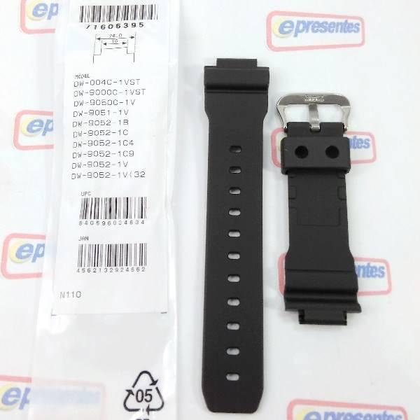 Pulseira + Bezel Casio G-shock 100% Original Dw-9052 Dw-9050  - Alexandre Venturini