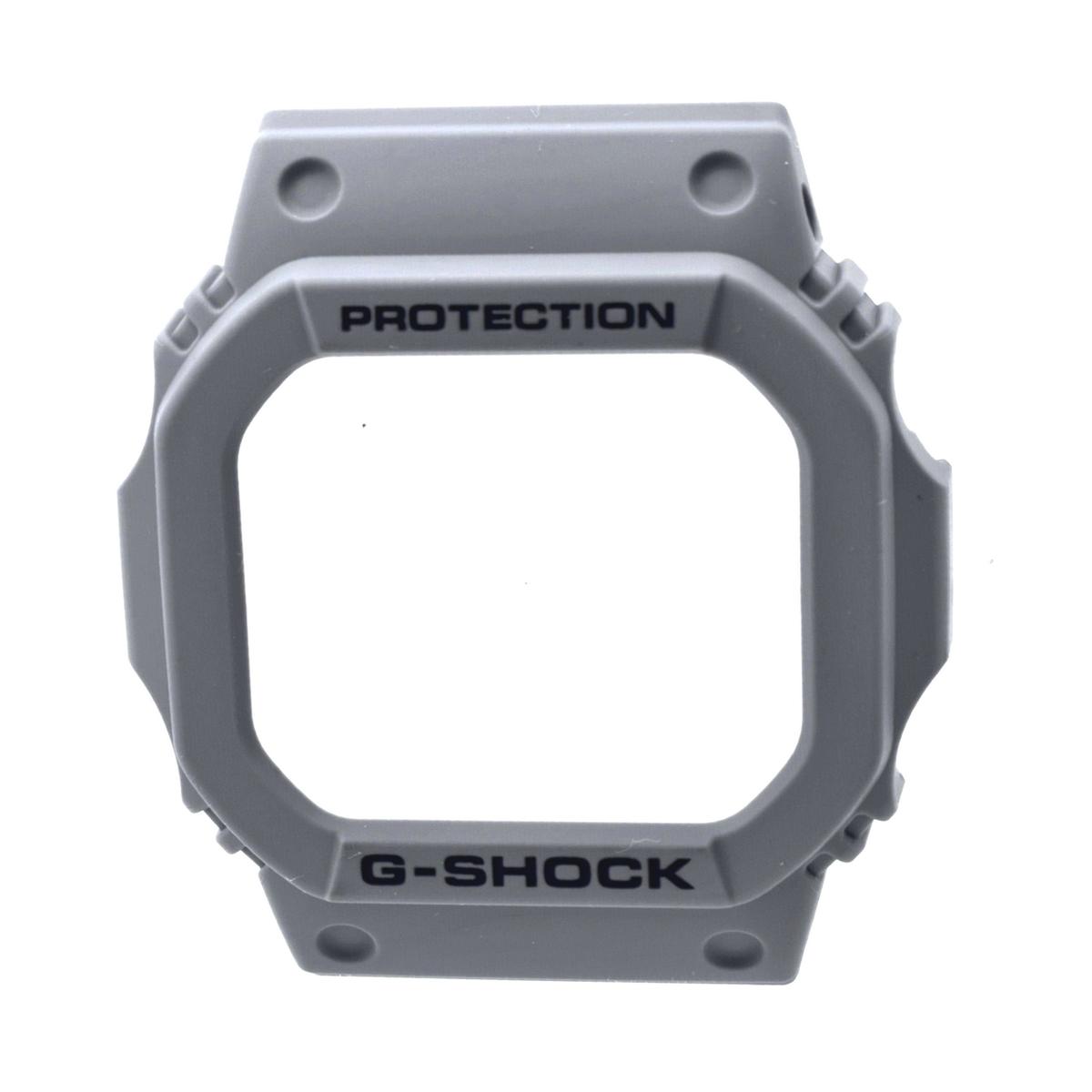 Pulseira + Bezel Casio G-Shock DW-d5600p-8 Resina Cinza  - E-Presentes