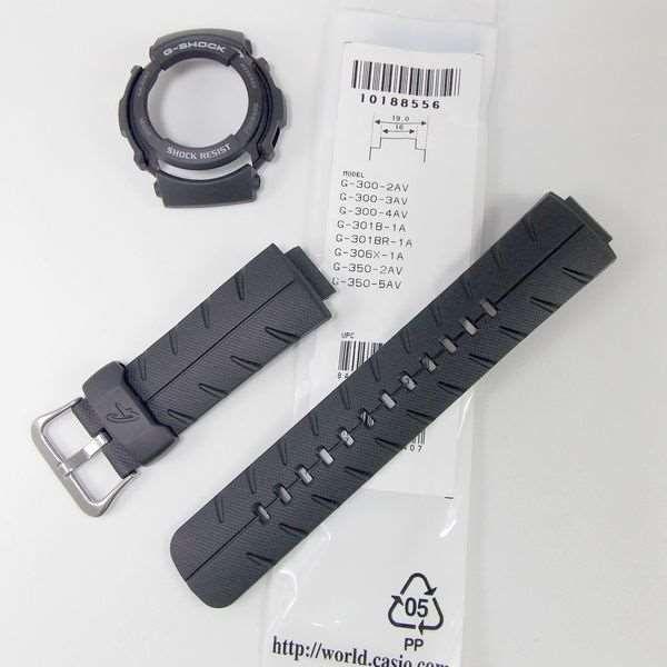 Pulseira + Bezel Casio G-shock G-314  G-315 G-300-3 G-300-4 G-301br  - E-Presentes