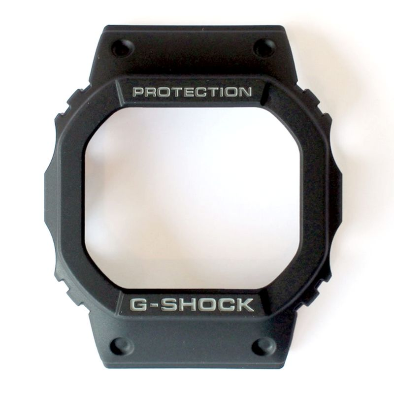 Pulseira + Bezel Casio G-shock G-5600E-1 GW-M5600-1 GW-M5610-1  - E-Presentes